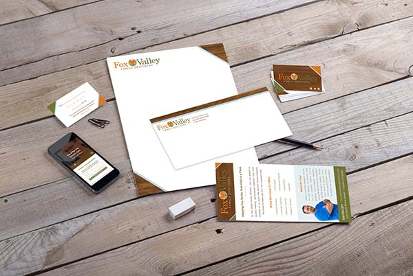 Fox Valley Branding Identity by Affordable Image