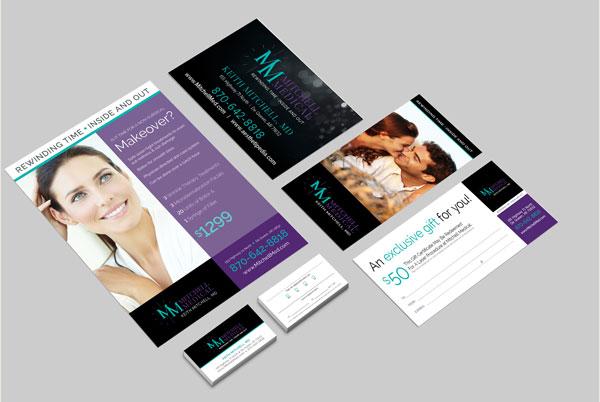 Mitchell Medical Branding Materials