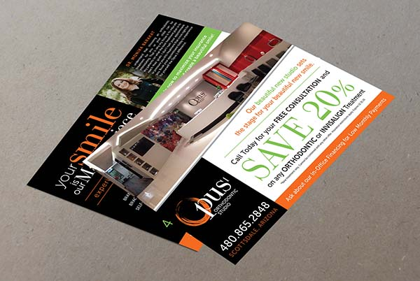 Opus 1 Marketing Flyers