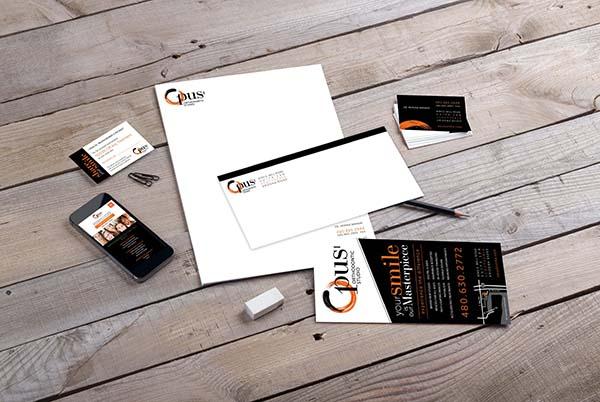 Opus Branding Materials