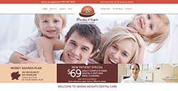 Sandia Heights Custom Graphic design by Affordable Image