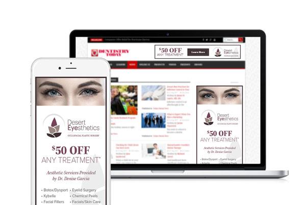 Desert Eyesthetics Ad Service