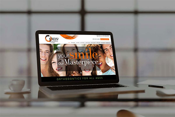 Opus Website Design