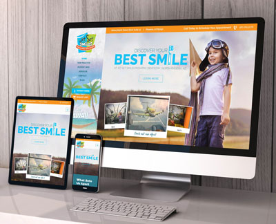 Jet Set Smiles Website