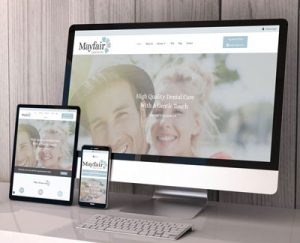 Mayfair Dentistry Website