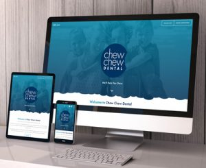 Chew Chew Dental Website