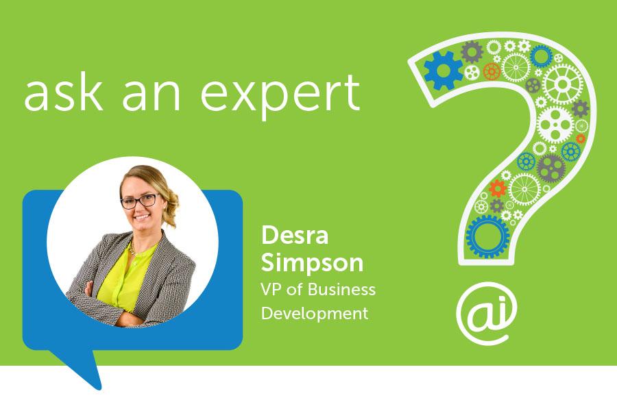 Ask an Expert Desra Simpson