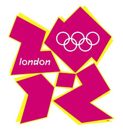 London Olympics bad logo