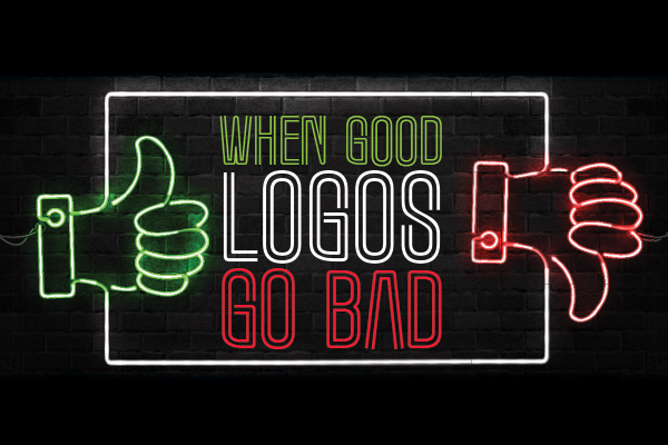 When good logos go bad