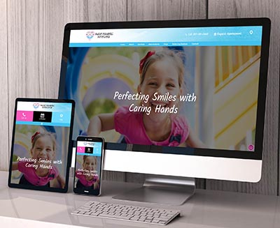 Hurst Pediatric Dentistry Website
