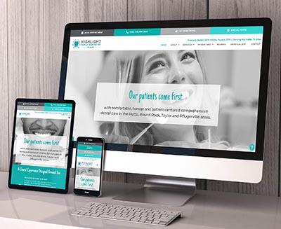 highlight-website-portfolio-image